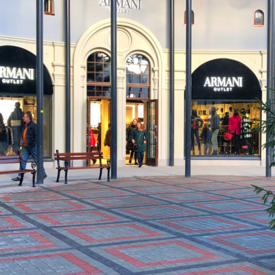 Armani Outlet Zsar