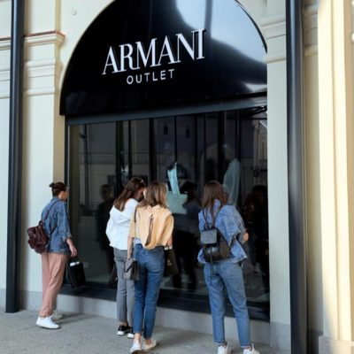 Armani Outlet Zsar Outlet Village