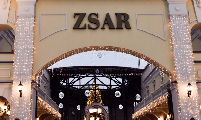 Zsar Outlet Village Christmas 2019