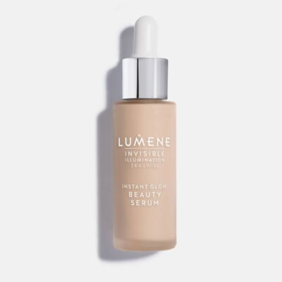 Lumene Invisible Illumination primer + sävyseerumi