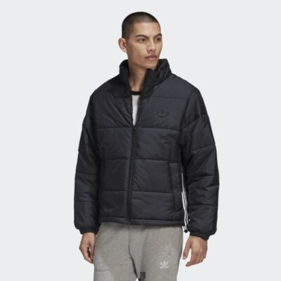 Pad Stand Puffer jacket